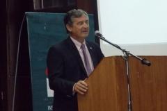 Palabras de bienvenida del Rector de la Universidad Nacional de Cuyo, Ing. Daniel Pizzi