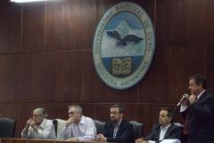 Mesa de Preguntas a los Primeros Disertantes