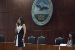 Dra. Mercedes Montero ( A.A.A.)