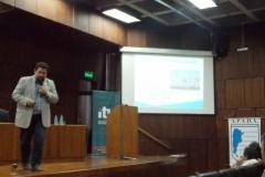 Sr. Federico Zaera (Jefe de Bomberos del Aeropuerto Internacional de Mendoza)